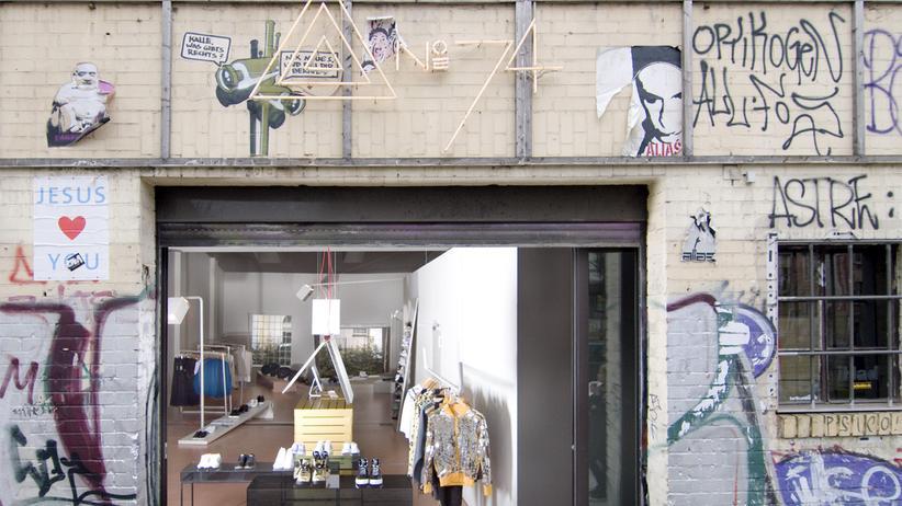 """""""Guerilla-Läden"""": Rebellen im Schlussverkauf"""