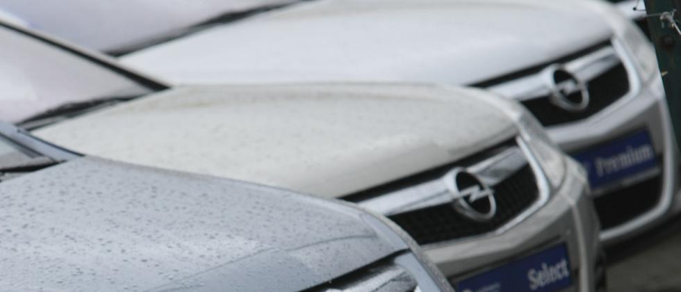Opel-Produktion