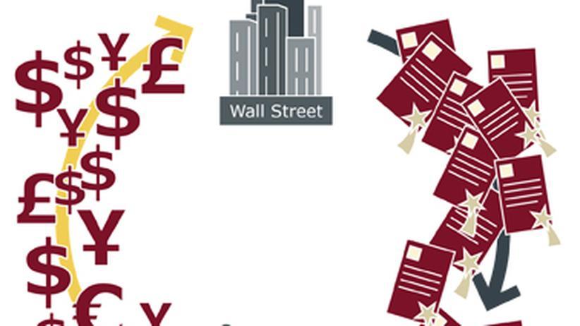 Finanzkrise: Die Seifenblasen-Bonanza