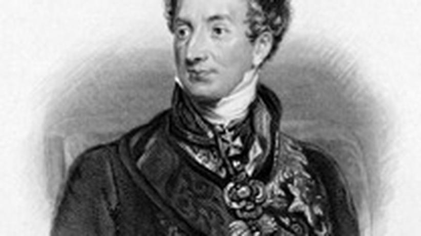 Historischer Überwachungstaat: Metternichs IM