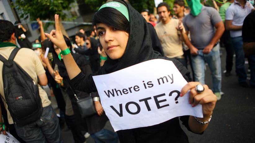 Iran: Auf Familie Hosseini kommt es an