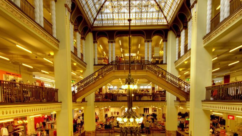 Kaufhauskrise: Stellen Sie sich vor, Sie wären Karstadt
