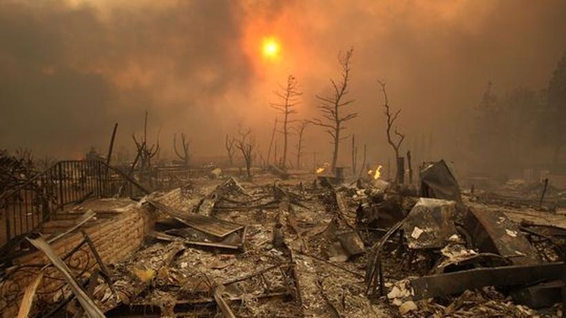 Neue Studie: Die USA spüren die Folgen des Klimawandels