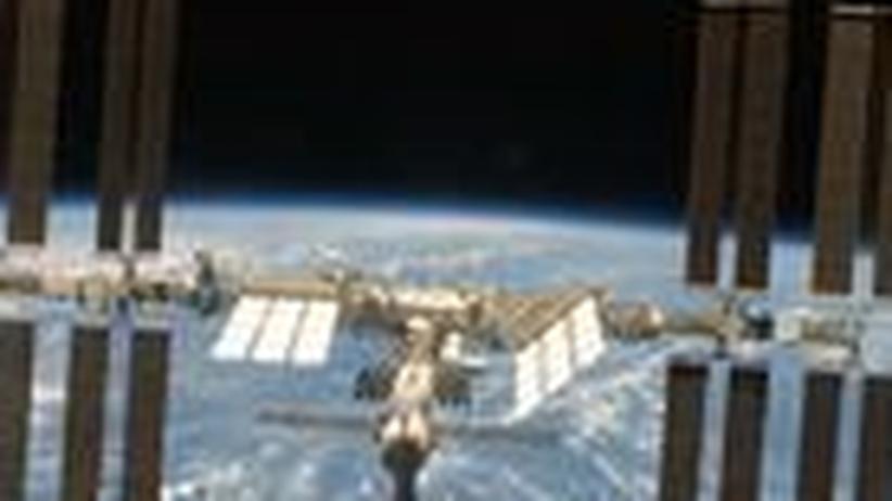 Ein Quiz zu Internationalen Raumstation: Ratespiel im Orbit