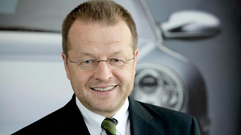 Porsche/VW: Holger Härter, der Unberechenbare