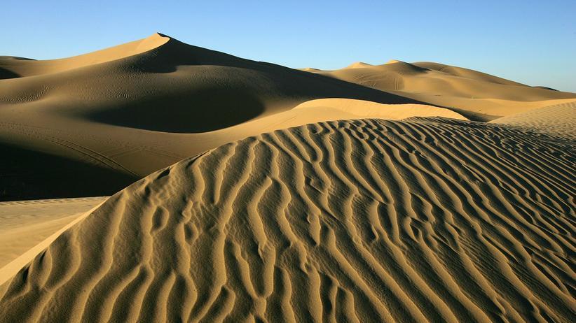 Klimapolitik in den USA: Strom aus der Wüste
