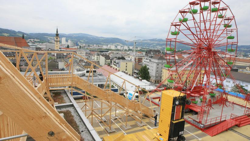 Kulturhauptstadt Linz: Annäherung in fünf Etappen