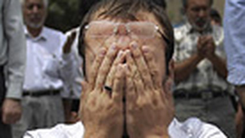Iran: Gott gegen Gott in Teheran
