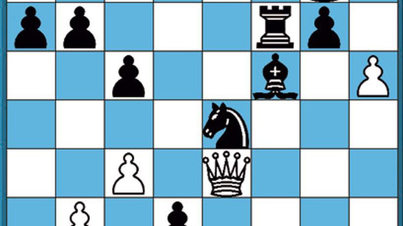 schach spielen zeit