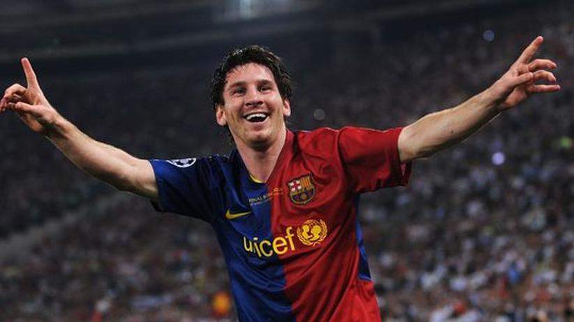 Lionel Messi: Der kleinste und der beste Fußballer der Welt: Lionel Messi
