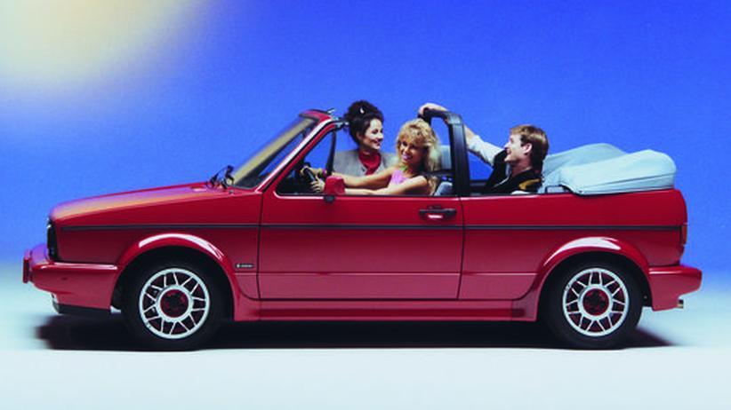 Golf Cabrio: Das ewige Erdbeerkörbchen
