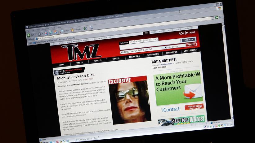 Jackson im Netz: Die schnellste Stunde
