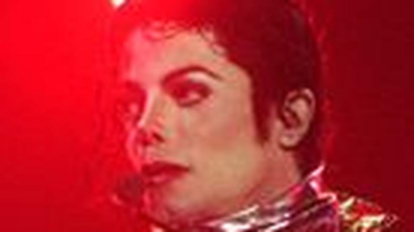 Jacksons Tanz: Schönheit ist Männersache