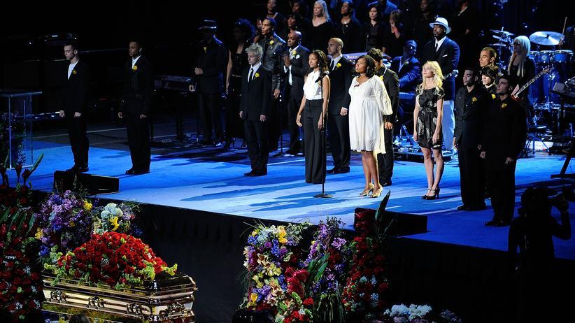 Trauerfeier: Gott braucht Michael mehr als wir!
