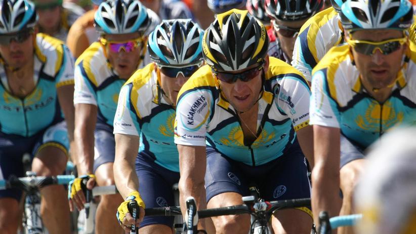 Tour de France: Doping zum Zweck der Volksbelustigung
