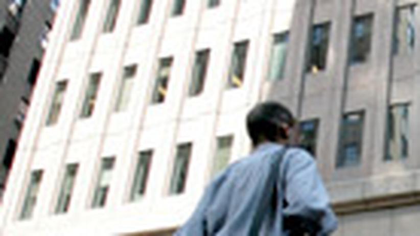Goldman Sachs: Weltmacht mit Drehtür