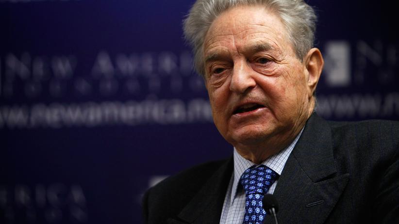 Porträt: Alter Meister George Soros