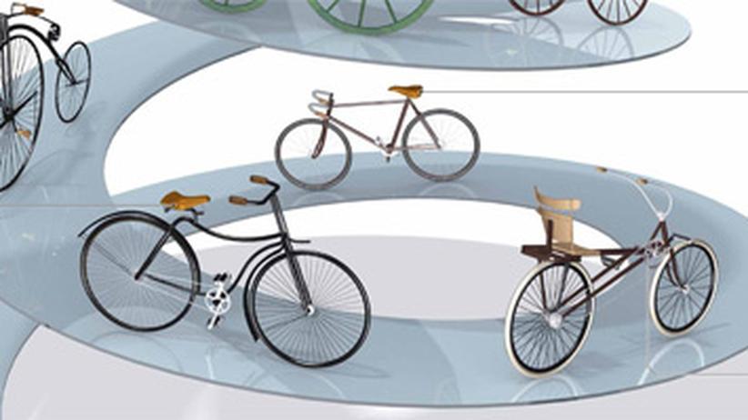 Fortbewegung: Die Evolution des Fahrrads