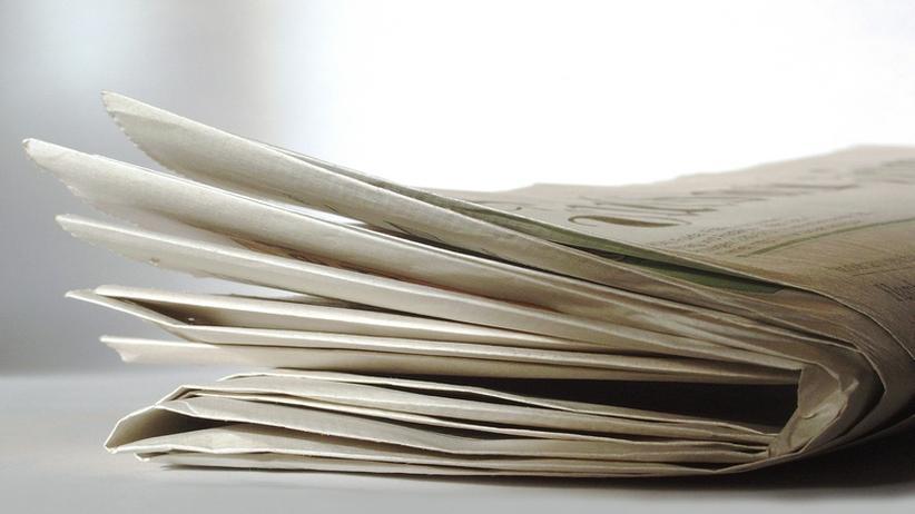 Medien: Eine Art Marshallplan für Zeitungen