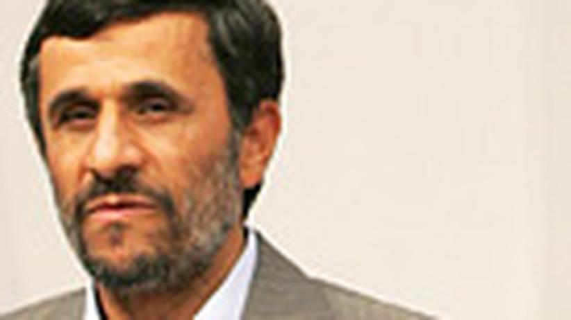 Iran: Eiszeit muss sein