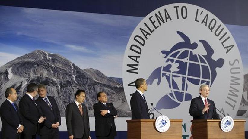 G-8-Treffen: Der letzte Gipfel