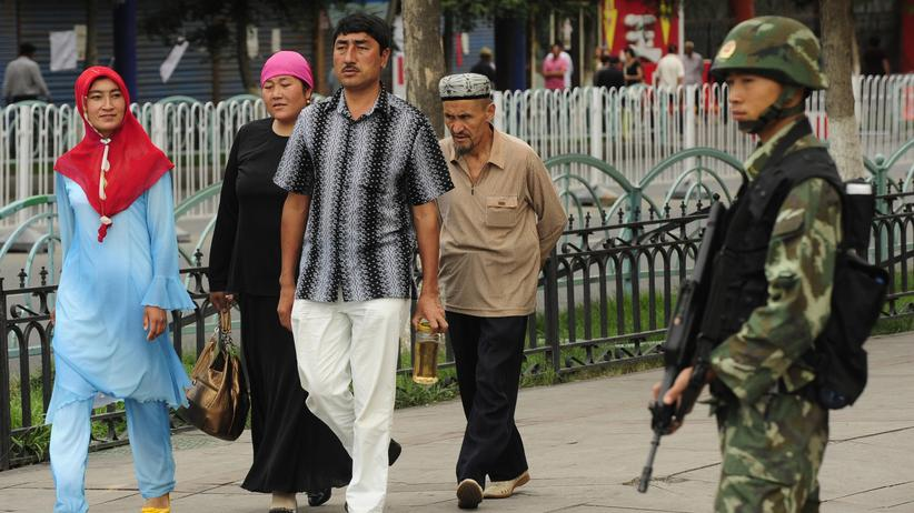 China und die Uiguren : Tage der Angst
