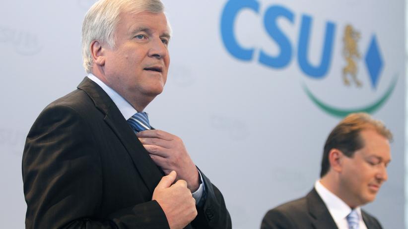 Europapolitik: Seehofers populistischer Feldzug