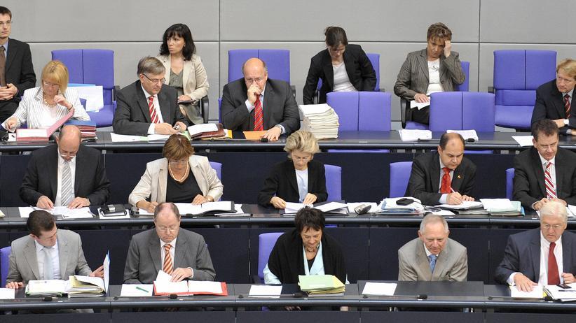 Koalition: Das große Berliner Schweigekartell