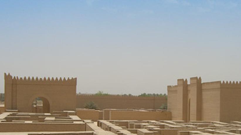 Babylon in Bildern: Schichten der Geschichte