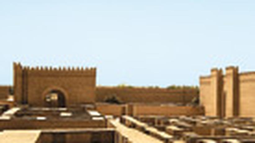 Archäologie in Irak: Der Banausen-Bau zu Babel