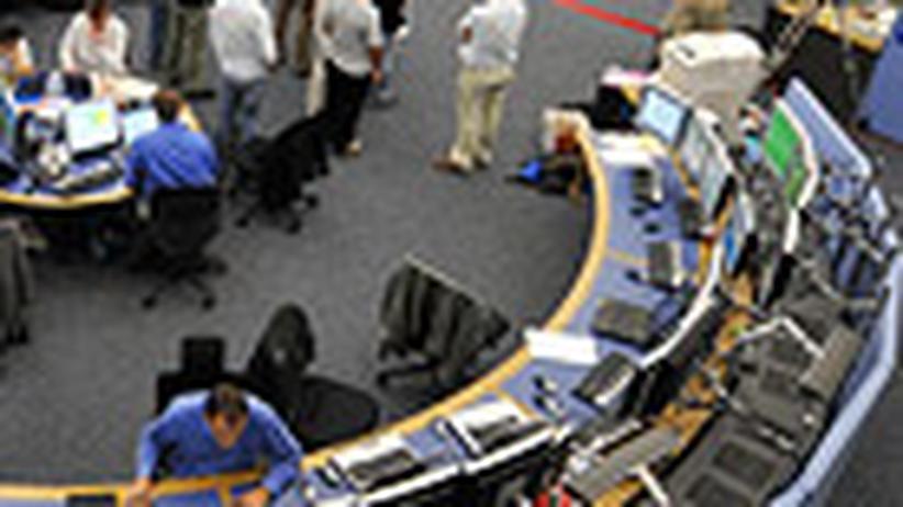 Teilchenbeschleuniger LHC: Parallelwelt