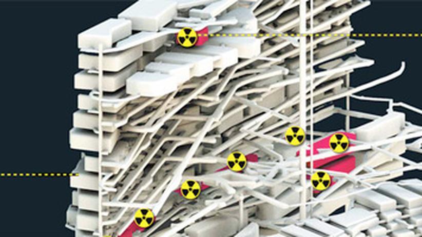 Atommülllager: Murks im Stollen von Asse