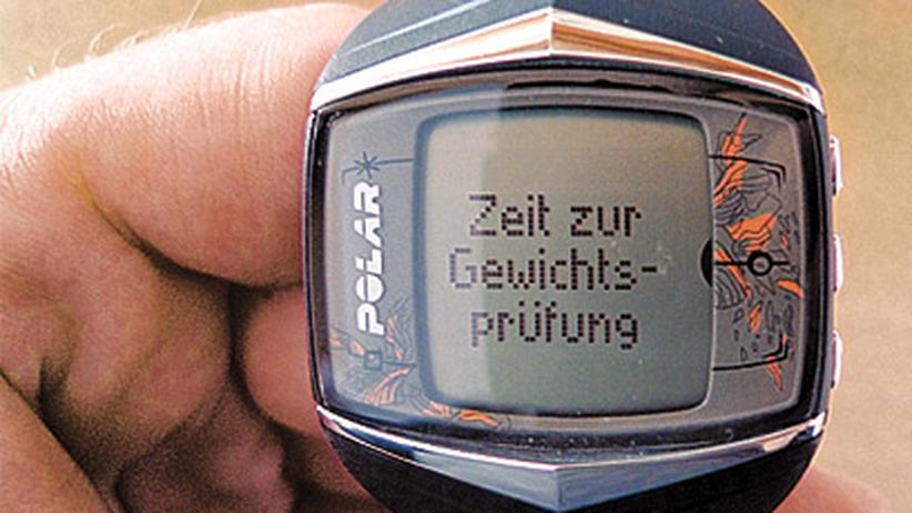"Technik im Alltag: Die ""Naja""-Uhr"