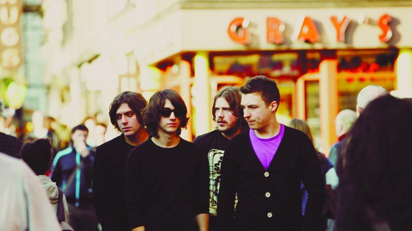 Pop von den Arctic Monkeys: Einmal Wüste und zurück