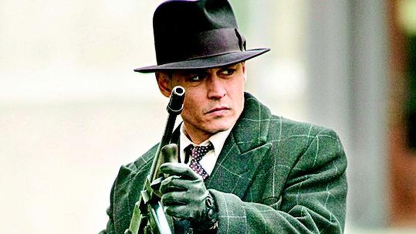 """""""Public Enemies"""": Johnny Depp als John Dillinger"""