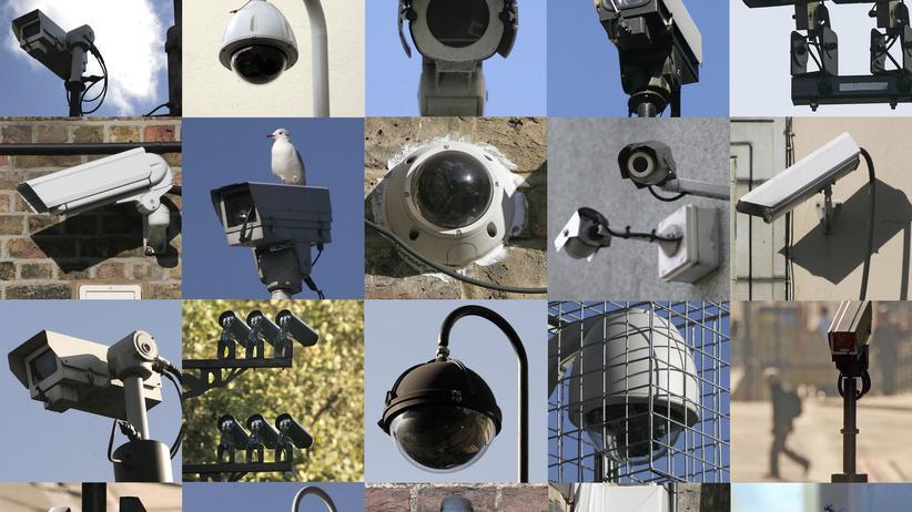 Staatliche Überwachung: Sicherheit total