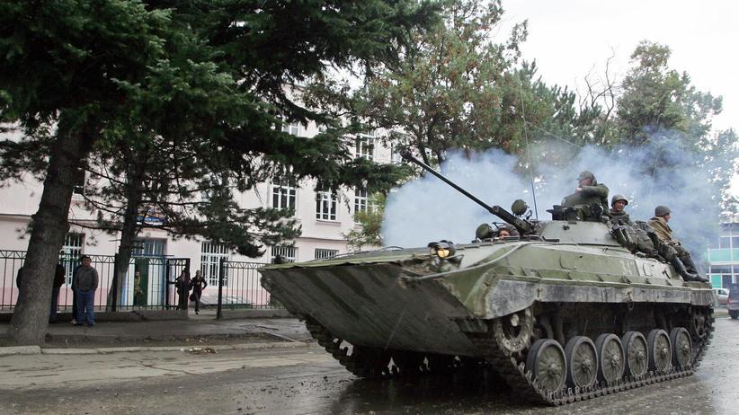 Kaukasus-Konflikt: Russland darf alles