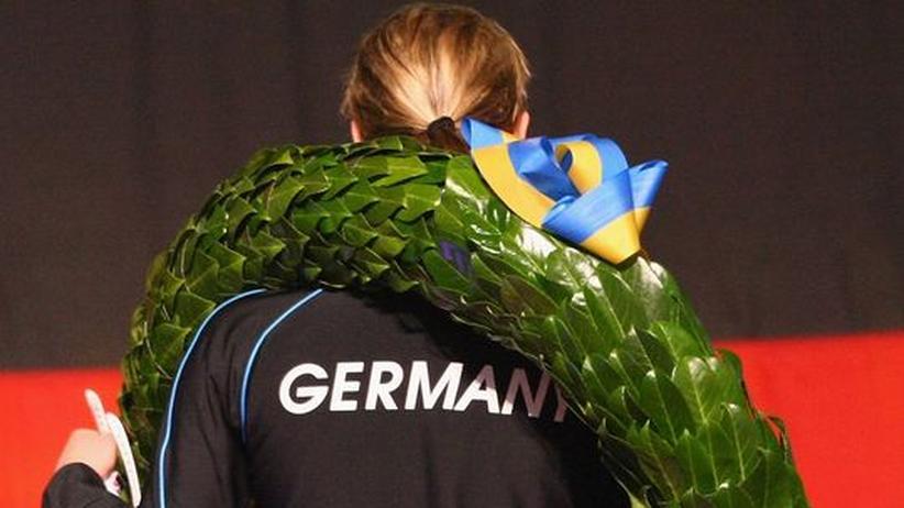 Doping-Forscher über Claudia Pechstein: Claudia Pechstein in guten Zeiten - doch wer genau hinsieht, erkennt schon erste Welkspuren