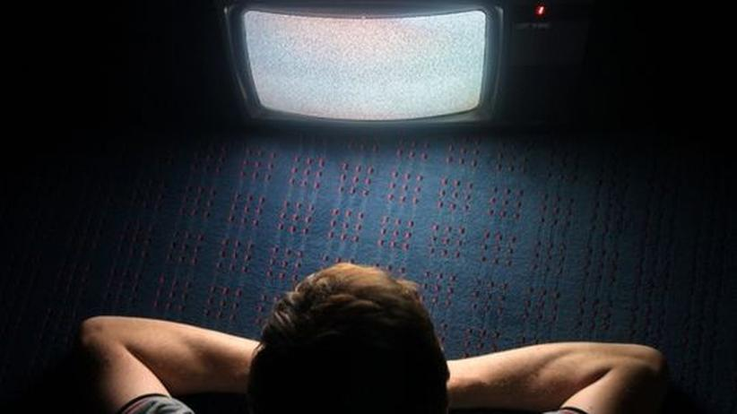 Fernsehübertragung per Licht