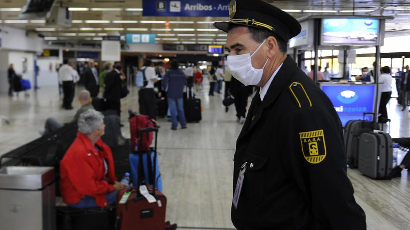 H1N1-Virus: Ein Land im Grippeschock