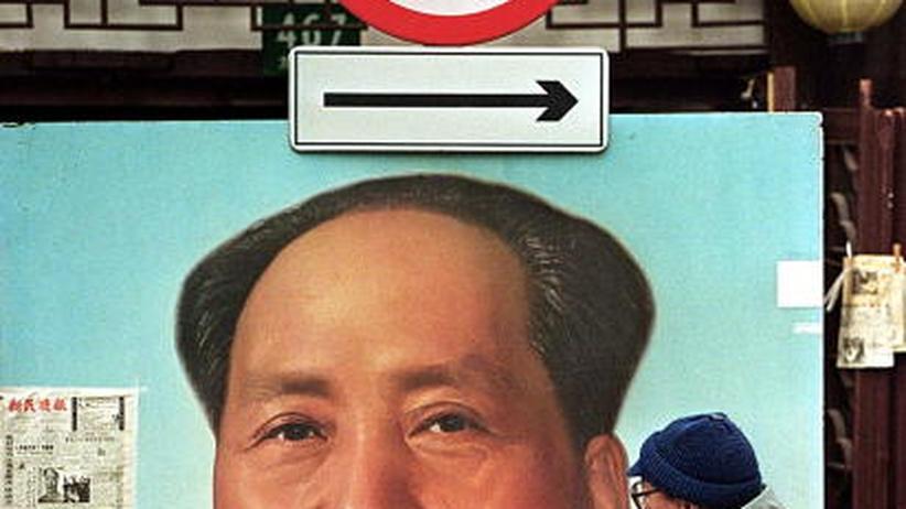 China: Die Spucke des Vorsitzenden Mao
