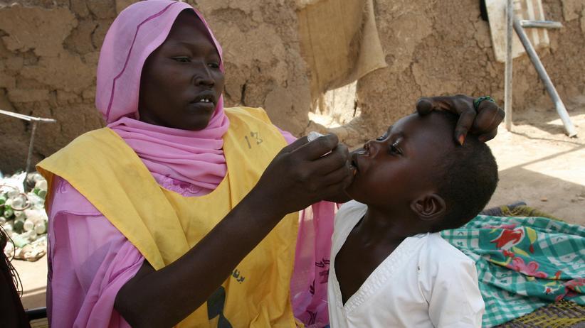 Ausrottung der Kinderlähmung: Billigmedizin für Afrika