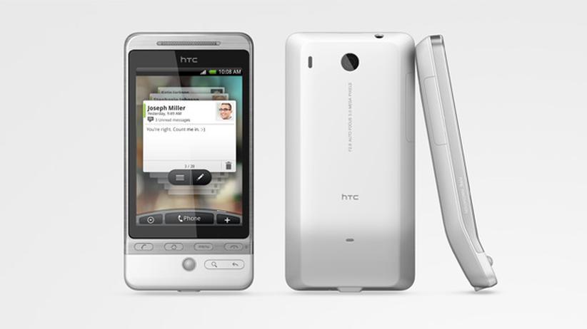 Ausprobiert HTC Hero: Gar nicht peinlich