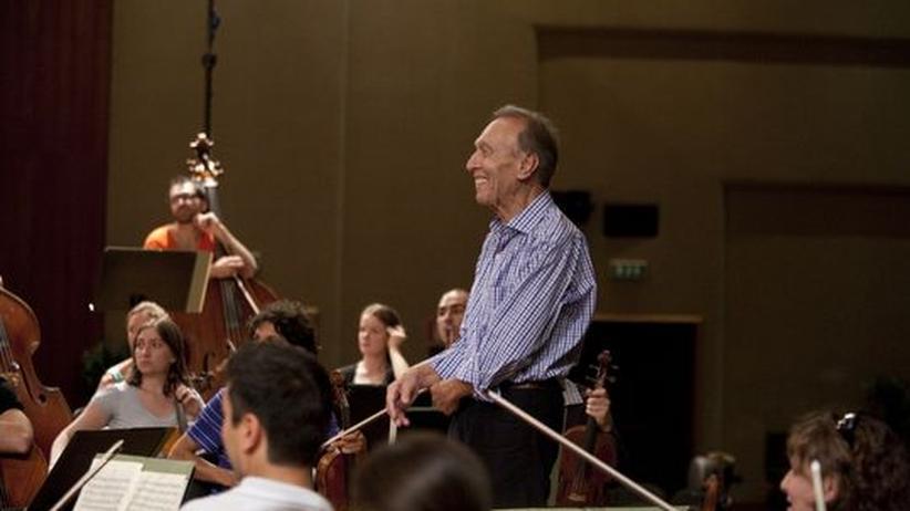 Claudio Abbado: Träume pflanzen