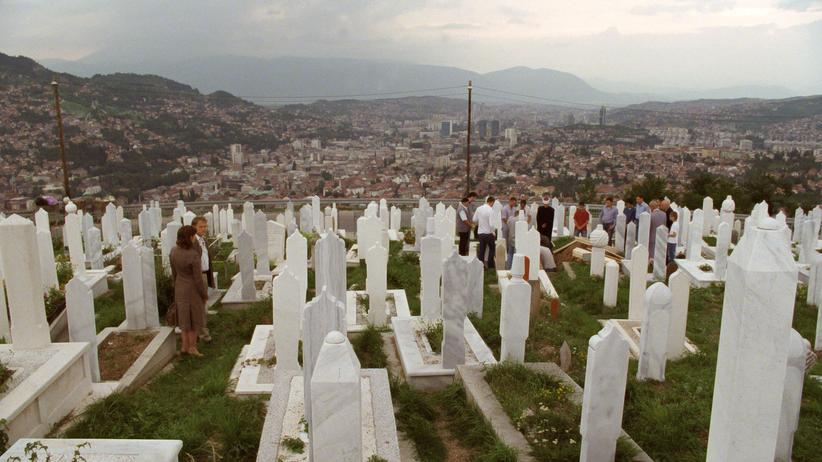 "Sarajevo-Film ""Sturm"": Kulisse der Gewalt"