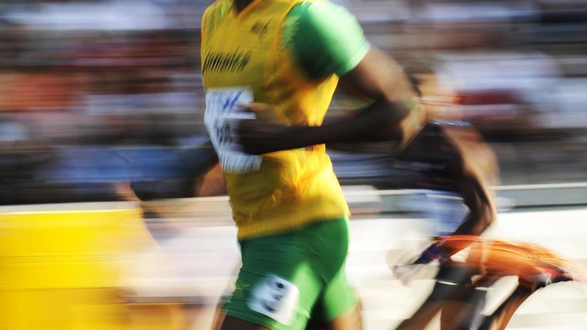 Usain Bolt: Der Lauf als Kunstwerk