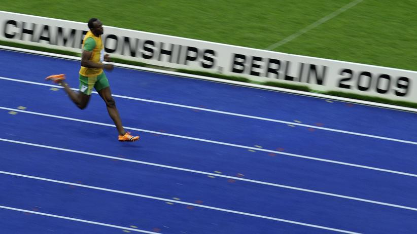 """Leistungsvermögen von Usain Bolt: """"9,58 Sekunden - da ist noch mehr drin"""""""
