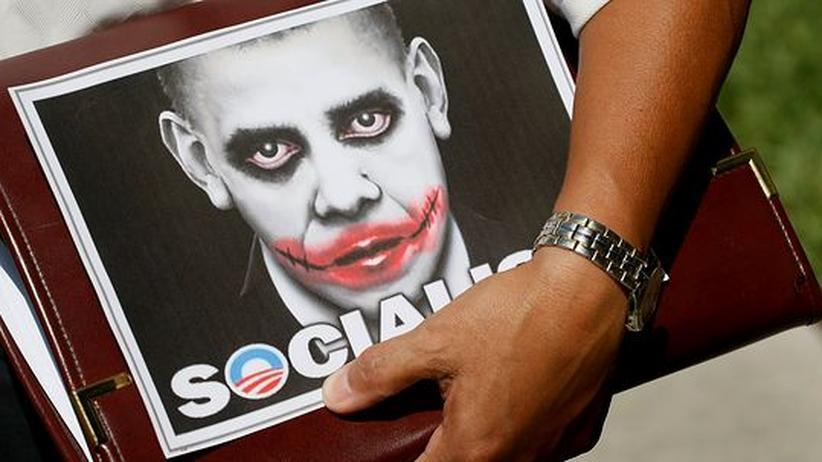 USA: Der Rückhalt in der Bevölkerung für US-Präsident Barack Obama sinkt