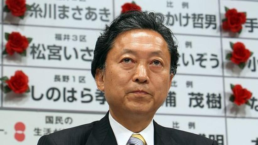 Machtwechsel in Japan : Warten auf die großen Reformen