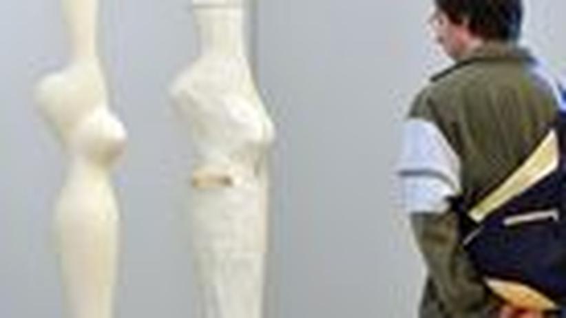 Kunst-Fälschungen: Irgendwie... Arp